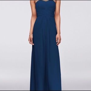 David's Bridal Dress - Marine